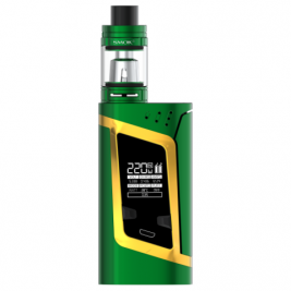 KIT ALIEN EDITION GREEN/GOLD - SMOKTECH