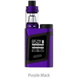 KIT AL85 AVEC TFV8 BABY PURPLE BLACK - SMOKTECH