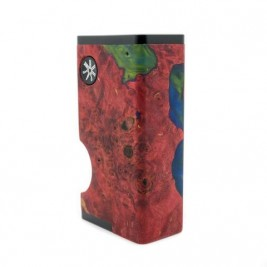 ULTRONER X ASMODUS LUNA SQUONKER BOX MOD RED