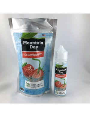 MOUNTAIN DAY - STRAWBERRY 50ML