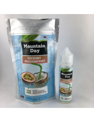 MOUNTAIN DAY COCONUT PASSIONFRUIT 50ML