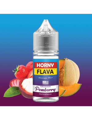 CONCENTRÉ  POMBERRY 30ML - HORNY FLAVA