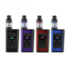 Kit Majesty 225w avec TFV8 X-Baby 4ml Smok