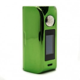 ASMODUS MINIKIN V2 180W TOUCH SCREEN MOD GREEN CHROME
