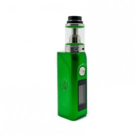 ASMODUS COLOSSAL 80W MOD COMPLETE KIT WITH OHMIE TANK - GREEN