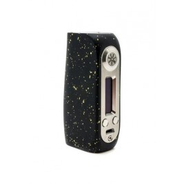 ASMODUS OHMSMIUM 24MM 80W BOX MOD BLACK/YELLOW