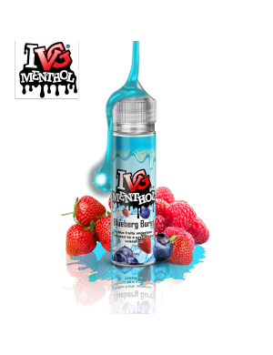 Menthol Blueberg Burst 50ml - IVG