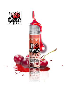 Menthol Cherry Waves 50ml - IVG