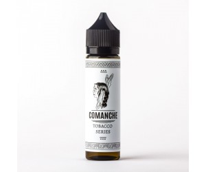 COMANCHE 50ML - INDIAN TOBACCO BLACK SERIE