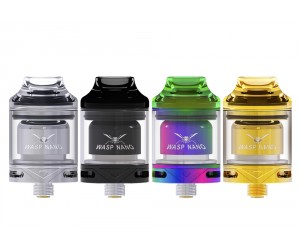 Wasp Nano RTA 2ML - Oumier