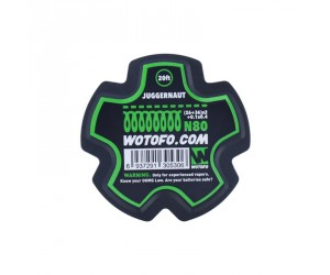 WOTOFO JUGGERNAUT WIRE 20 FEET/SPOOL