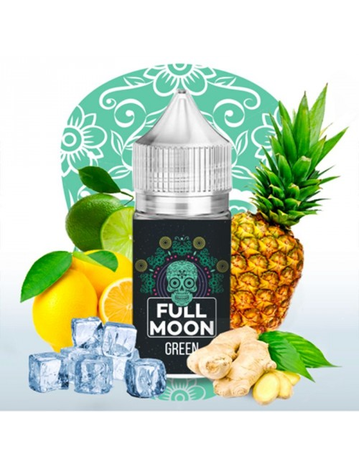 Concentré GREEN 30ml - Full Moon