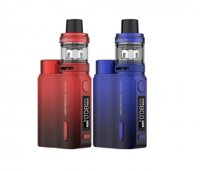 KIT SWAG 2 COLOR 80W TC + NRG PE 3.5ML VAPORESSO
