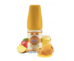 Concentré Sun tan mango 30ml - Dinner lady