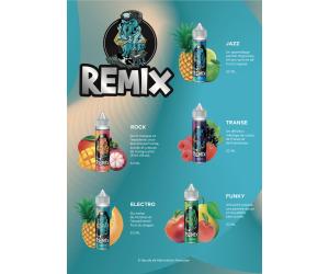 FLYER / PLV REMIX