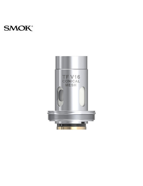 Résistances Conical Mesh 0,2 TFV16 par 3 - Smoktech