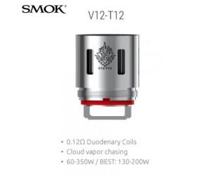 RESISTANCES V12- T12 POUR TFV12 PAR 3 - SMOKTECH
