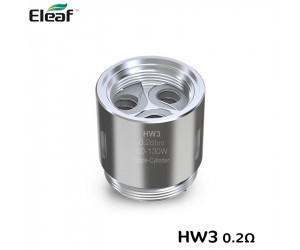 HW3 Triple-Cylinder 0.2ohm Head (5pcs)