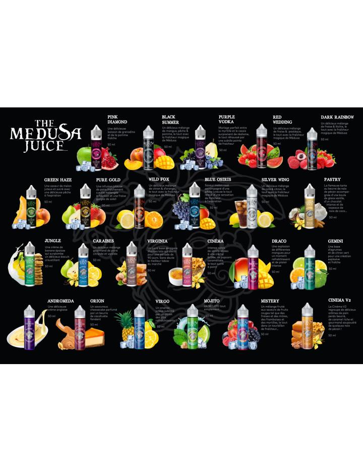 PACK DÉCOUVERTE MEDUSA 50ML (115 Fioles )