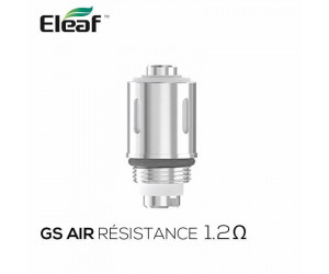 Résistances GS Air 1.2Ω Eleaf (pack de 5)