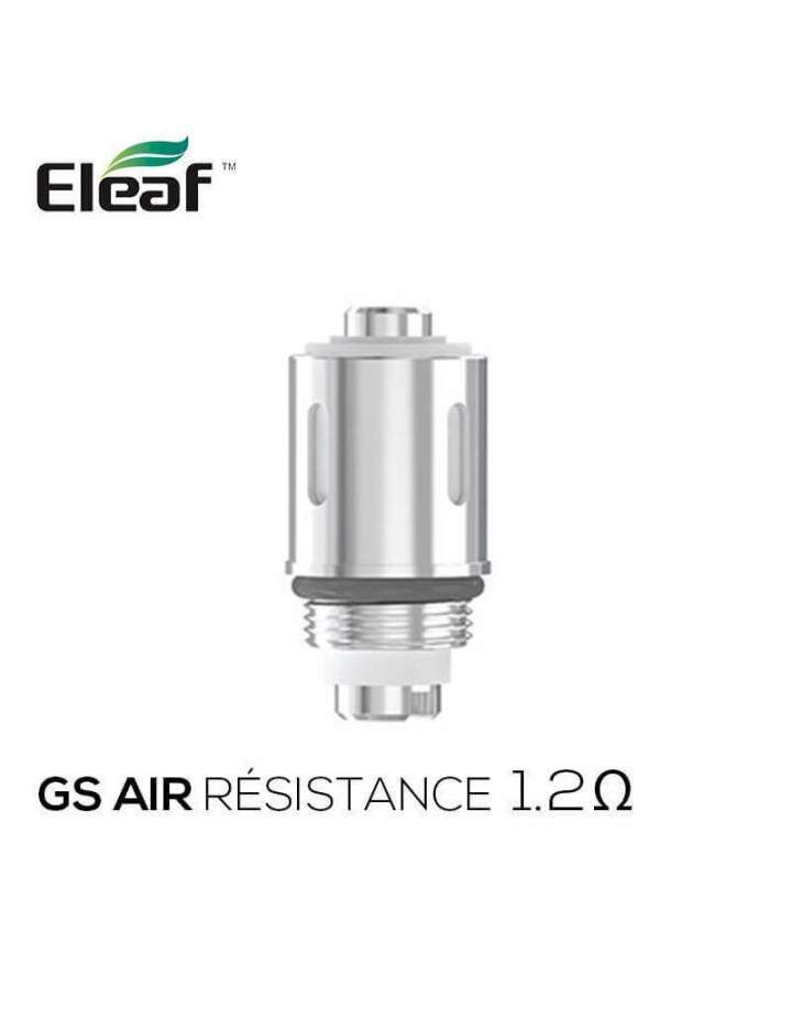 Résistances GS Air 1.2Ω Eleaf (pack de 5)