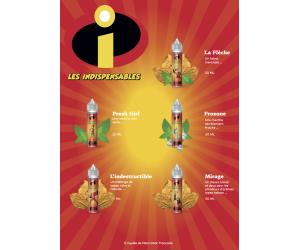 PACK DÉCOUVERTE INDISPENSABLE 50ML (25 Fioles )
