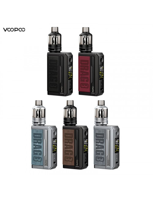 Kit Drag 3 177W - VooPoo