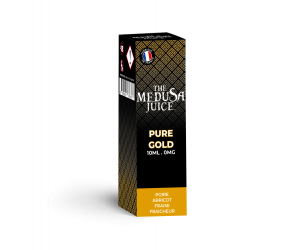 MEDUSA - PURE GOLD - 10ML (TPD READY BE/FR) PAR 10