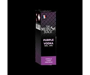 MEDUSA - PURPLE VODKA - 10ML (TPD READY BE/FR) PAR 10