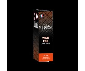 MEDUSA - WILD FOX - 10ML TPD READY BE/FR Par 10