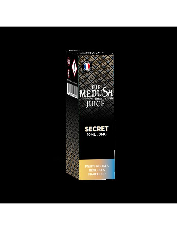 MEDUSA LIMITED EDITION - SECRET - 10ML TPD READY BE/FR Par 10