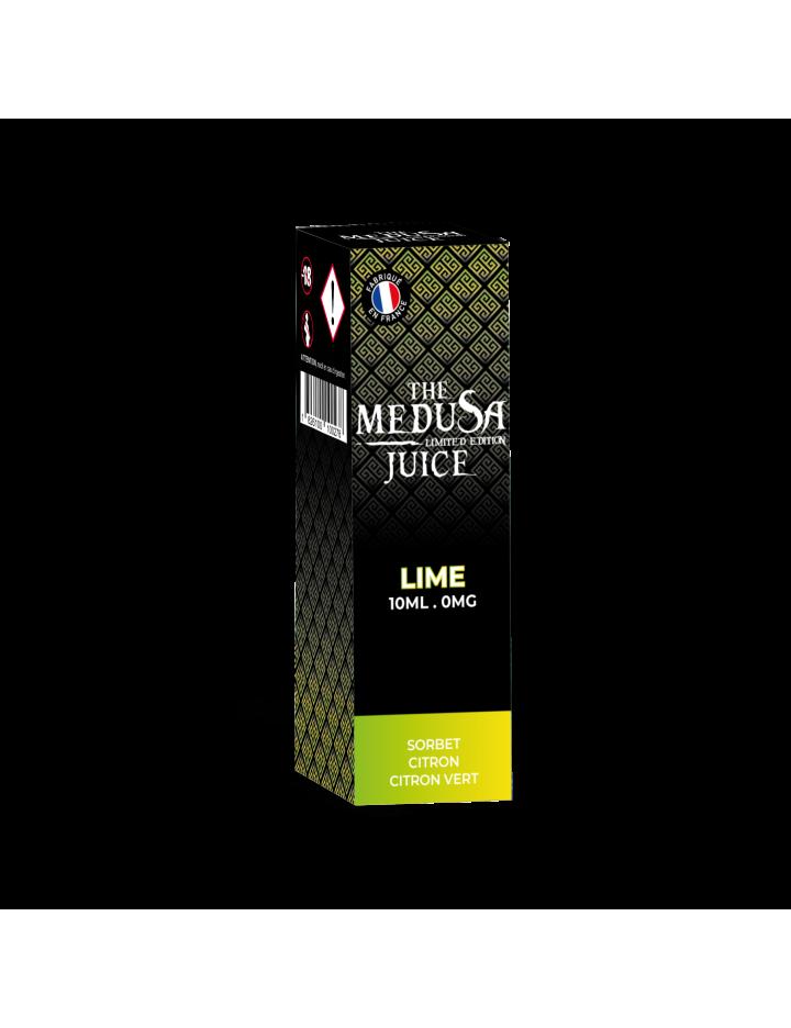 MEDUSA LIMITED EDITION - LIME - 10ML TPD READY BE/FR Par 10