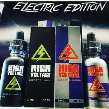 HIGH VOLTAGE - Limited Edition